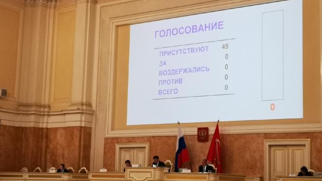 Депутаты ЗакСа отказались остановить конкурс на реконструкцию СКК