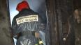 В пожаре в Петроградском районе погибла женщина и ...
