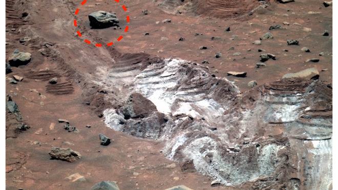 Ученые обнаружили на Марсе останки дракона