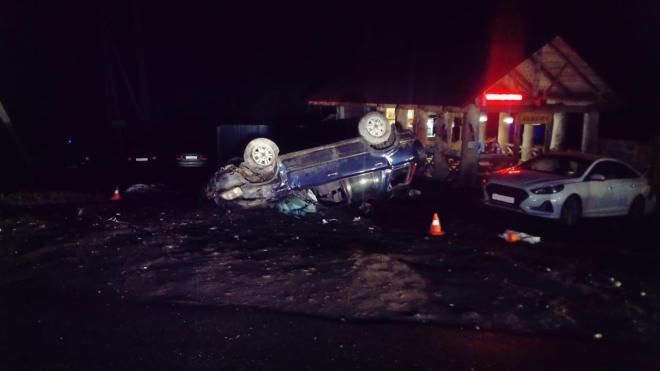 На Алтае в ДТП погибла 21-летняя девушка-водитель