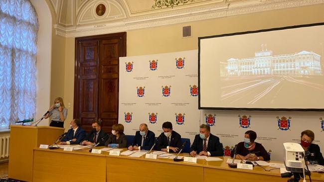 ВРП Петербурга в текущем году составит в сопоставимых ценах 96% от уровня 2019 года