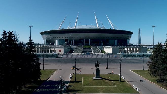 СКР раскрыл хищение 180 млн рублей на стройке стадиона в Петербурге