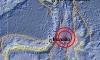 Землетрясение у берегов Индонезии вызвало цунами