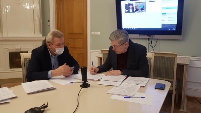 Ильдар Гилязов станет руководителем проекта «Выборг – город - музей»