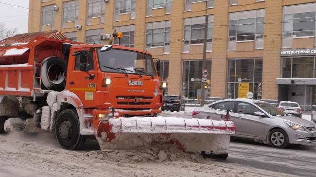 В Петербурге проходят обыски по делу об уборке снега