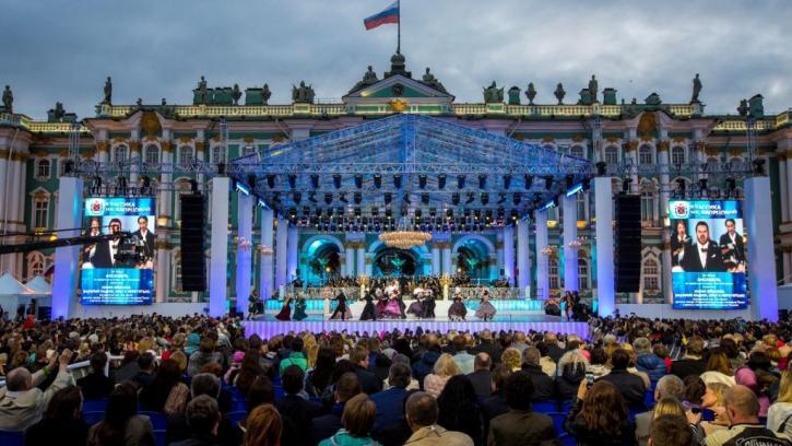 """""""Концерт на Дворцовой"""" можно посетить только после онлайн регистрации"""