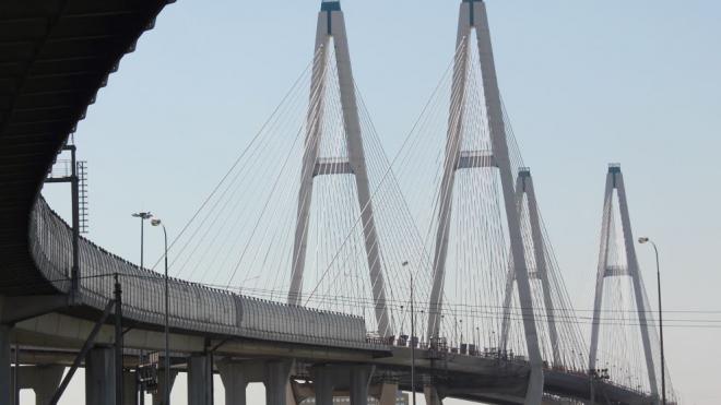 Ремонт вантового моста продлится на пять дней дольше