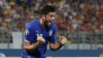 Италия обыгрывает Бельгию и возглавляет группу