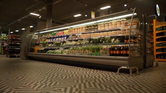 В Приморском районе покупатели попытались уйти из супермаркетов, не заплатив