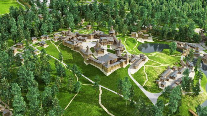 У Медного озера в Ленобласти появится этнопарк на 156 га