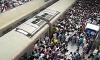 В Токио 360 тысяч человек застряли в поездах из-за отключения электричества