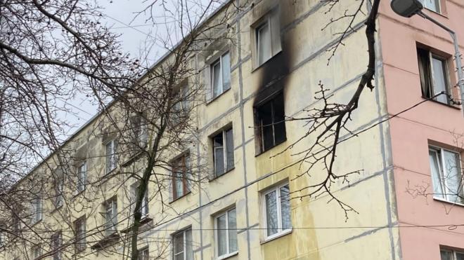 В квартире на Костюшко после пожара обнаружили два трупа