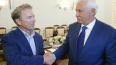 Губернатор Санкт-Петербурга встретился с сенатором ...