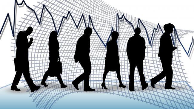 """Число """"официальных"""" безработных в РФ по сравнению с декабрем снизилось на 300 тысяч"""