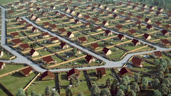 Президент РФ одобрил закон, позволяющий жителям России оформлять излишки используемой земли