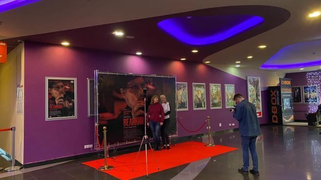 Новый фильм с Джонни Деппом в главной роли показали в Петербурге
