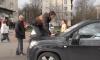 "Пьянчуга с Науки задавил активистов ""СтопХама"" на глазах у сотрудников ГИБДД"