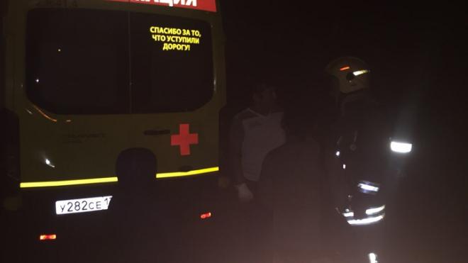 На Турку ночью горела квартира: обошлось без жертв