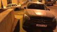 В Петербурге снова увидели Mercedes как у Боярского, ...