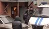 Полиция жестко разогнала протестный лагерь дальнобойщиков в Петербурге