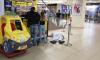 В торговом комплексе в Купчино умер посетитель