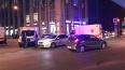 В Петроградском районе иномарка столкнулась с машиной ...