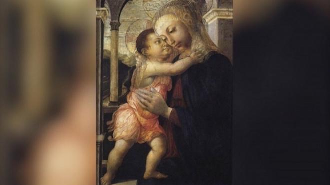 В ноябре в Эрмитаж привезут раннюю картину Сандро Боттичелли