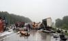ДТП с автобусом под Новосибирском: пять пассажиров погибли