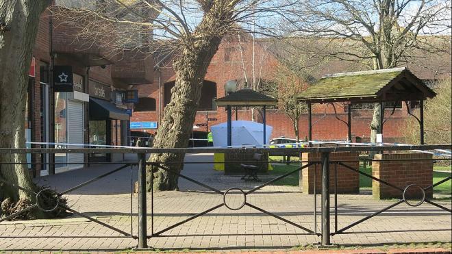 BBC начала показывать сериал об инциденте в Солсбери