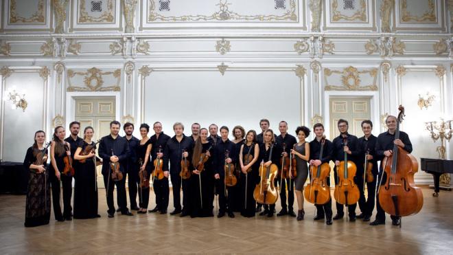 """В Петербургской академической филармонии пройдет концерт """"Symphony Kids"""""""