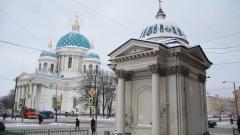Завершается восстановление ансамбля Троицкого собора