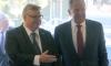 Сергей Лавров отжог шуткой про хоккей на встрече с главой МИД Финляндии