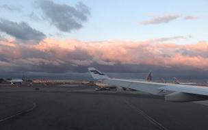 """В аэропорту """"Пулково"""" в четверг отменили три рейса"""