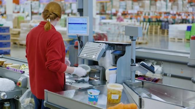 """Лента"" открылась на месте супермаркета Spar в Ленобласти"