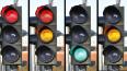 В 2019 году на Петергофском шоссе появится новый светофо...
