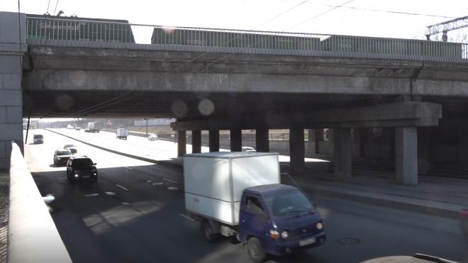 Цена реконструкции Лиговского путепровода возросла до 3,89 млрд рублей