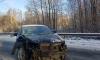 Гололедица увеличила количество аварий в Петербурге