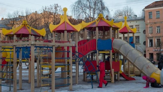 Активисты Центрального района борются за детскую площадку на Гагаринской улице