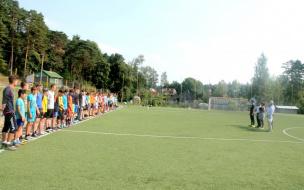 В Выборгском районе состоялся турнир в честь Дня Ленобласти