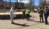Администрация Выборгского района посетила Рощино с инспекцией торговых точек и жилых домов