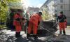 На нескольких участках проспекта Шаумяна обновили дорожное покрытие