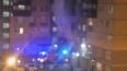 На Шкапина ночью сгорела жилая квартира