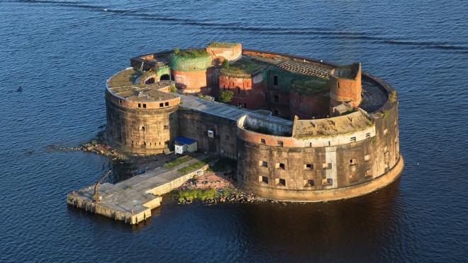"""""""Чумной"""" форт Кронштадта превратят в масштабный музей"""