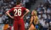 Инстаграм заблокировал аккаунт Кинси Волански, выбежавшей на поле Лиги чемпионов