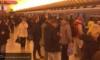 """Поломка поезда на """"Политехнической"""" привела к транспортному коллапсу на красной ветке"""