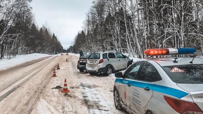 В Петербурге и Ленобласти зафиксировали 746 ДТП из-за плохой погоды