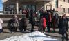 Больше 100 человек эвакуировали из здания Невского суда из-за короткого замыкания