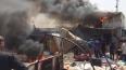 Появились страшные фото с места кровавого взрыва в Багда...