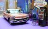 """Выставка ретроавтомобилей в """"Галерее"""""""
