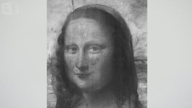 """Леонардо да Винчи нарисовал """"Джоконду"""" поверх портрета своей бывшей"""